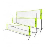 SOCCER TENNIS BADMINTON SET